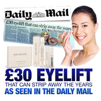 Eye Secrets In The Daily Mail