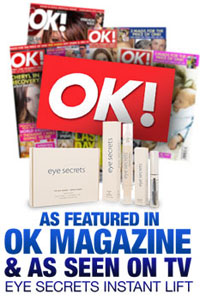 Eye Secrets In OK Magazine